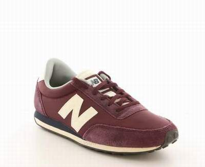 basket new balance taille 34