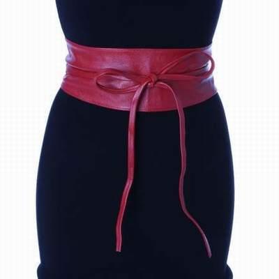 ceinture large jaune,ceinture large rose,ceinture large double tour femme 19c4009cc9e